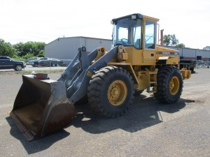 1998 Volvo L70C Rubber Tire Wheel Loader