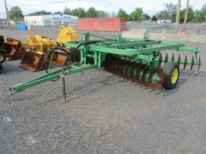 John Deere 12' Wheel Harrow