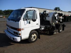 1994 GMC 4000 S/A Vac Truck