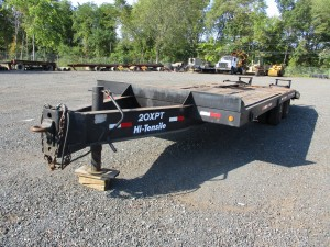 1996 Eager Beaver 20XPT Tag Trailer