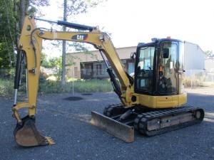2012 Caterpillar 305.5E CR Mini Excavator