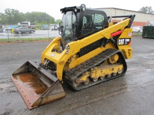 2016 Caterpillar 299D2 XHP Track Skid Steer