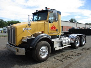 1998 Kenworth T800 T/A Tractor