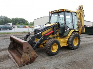 2004 Caterpillar 430D IT Backhoe Loader
