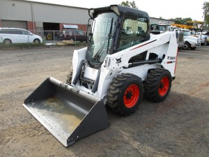 2014 Bobcat S630 Skid Steer