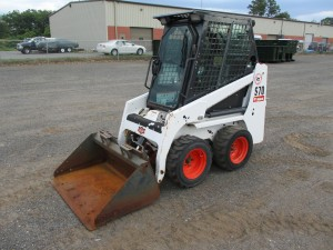 2014 Bobcat S70 Skid Steer