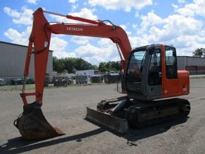 2007 Hitachi ZX80 Midi Excavator
