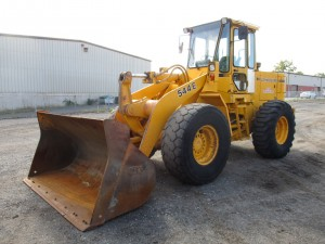 1988 John Deere 544E Wheel Loader