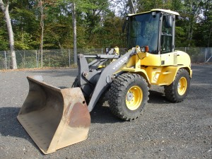 2000 Volvo L35B Rubber Tire Wheel Loader