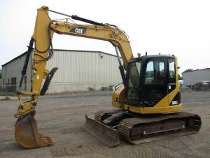 2008 Caterpillar 308C CR Hydraulic Excavator