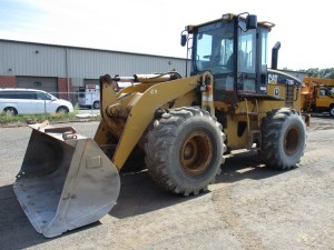 2002 Caterpillar 928G Rubber Tire Wheel Loader