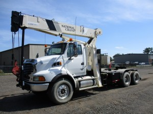 2007 Sterling T/A Tractor/Truck Crane