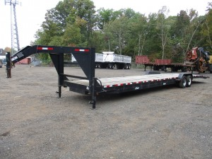 2009 Down To Earth T/A Utility Trailer