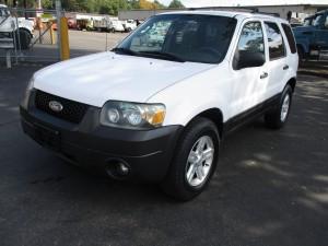2006 Ford Escape Hybrid SUV