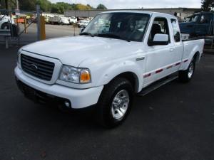 2009 Ford Ranger XLT Extended Cab Pickup