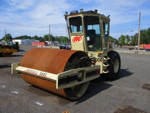 1988 Ingersoll Rand SD-100D Smooth Drum Roller