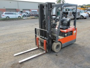 Toyota 5EBE15 Electric Forklift