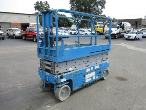 2008 Genie GS-2032 Electric Scissor Lift