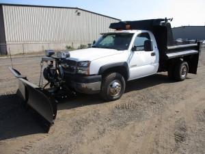 2004 Chevrolet 3500 S/A Dump Truck