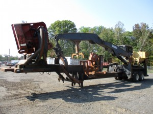 2001 John Deere 535 Trailer Mounted Log Loader