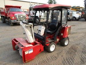 Ventrac 3200 Articulated Tractor