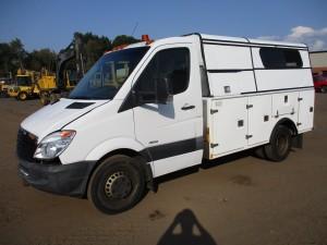 2013 Freightliner 3500 Sprinter Van