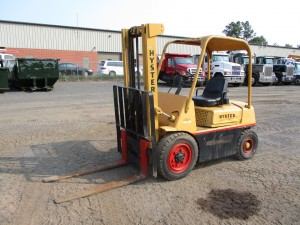 Hyster H50F Forklift