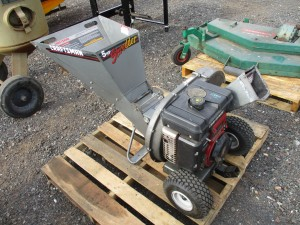 "Craftsman 4"" Wood Chipper"