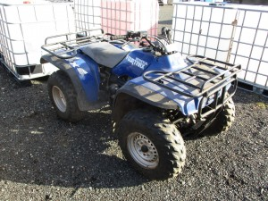 1990 Honda Four Trax 300 Quad