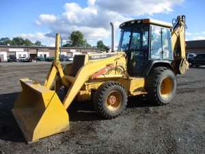 1998 John Deere 310SE Backhoe Loader