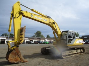 1998 Kobelco SK220LC Mark IV Hydraulic Excavator