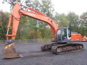2009 Hitachi ZX270LC-3 Hydraulic Excavator