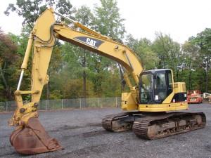 2006 Caterpillar 321C LCR Hydraulic Excavator