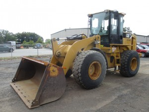 2009 Caterpillar 928HZ Rubber Tire Wheel Loader