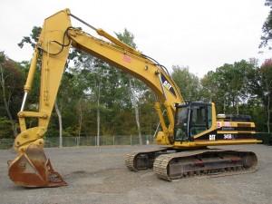 1998 Caterpillar 345BL Hydraulic Excavator
