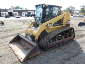 2006 Caterpillar 277B Track Skid Steer