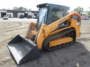 2015 Mustang 2500RT Track Skid Steer
