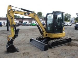 2012 Caterpillar 304E CR Mini Excavator