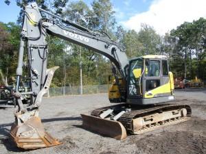2013 Volvo ECR145DL Hydraulic Excavator