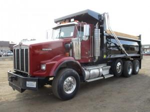 2005 Kenworth C500 Tri/A Dump Truck