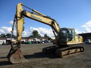 2008 Komatsu PC200LC-8 Hydraulic Excavator