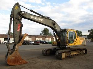 2006 Volvo EC210B LC Hydraulic Excavator