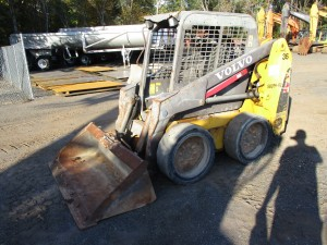 2003 Volvo MC70 Skid Steer