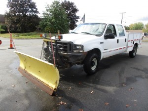 2003 Ford F-250 XL 4 Door Crew Cab Pickup