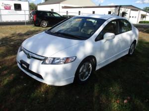 2007 Honda Civic Hybrid SUV