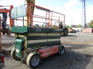 2002 JLG 3369LE Electric Scissor Lift