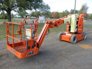 2007 JLG E300 AJP Electric Boom Lift
