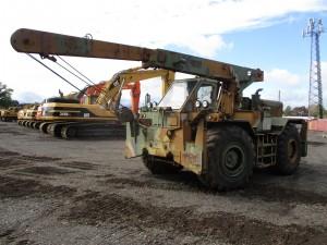 1973 Hanson H446A Rough Terrain Crane
