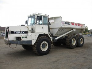 1997 Terex 3066C Articulated Haul Truck
