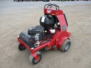 "Toro 28"" Ride On Lawn Aerator"